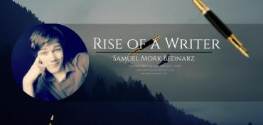 visitkort rise of a writer
